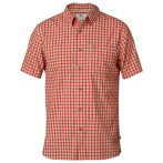Fjallraven high coast shirt ss flame orange