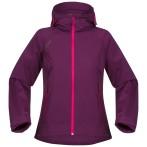 Bergans microlight lady jacket plum hot pink