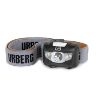 Urberg outdoor headlamp g1 black